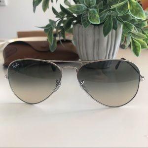Rayban Aviator Sunglasses Brand New